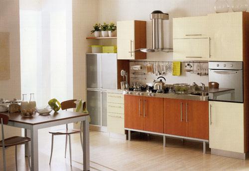 Кухня Nives