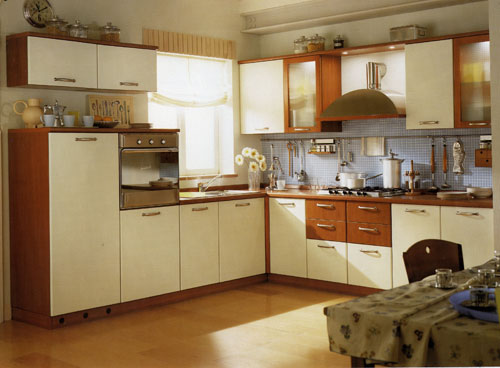 Кухня Siria Magnolia